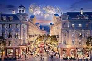 Shophouse Europe: Thiên đường mua sắm đậm chất 'Âu Châu'