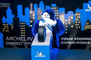 Ra mắt lốp Michelin Energy MX2+: Sản phẩm nâng cấp, vừa túi tiền cho xe phổ thông