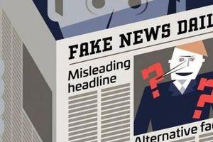Cuộc chiến gian nan chống tin giả