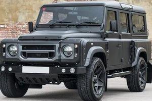 Land Rover Defender End Edition - 'Hàng thửa' cuối cùng từ nhà độ Kahn