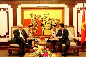 Việt Nam - Australia thống nhất đẩy nhanh chương trình hỗ trợ kỹ thuật lĩnh vực KCHTGT