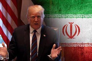Iran cảnh báo chiến tranh, Tổng thống Trump kêu gọi đàm phán