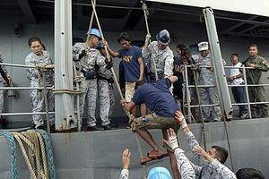 Tổng thống Duterte cảm ơn Việt Nam vụ cứu 22 ngư dân Philippines
