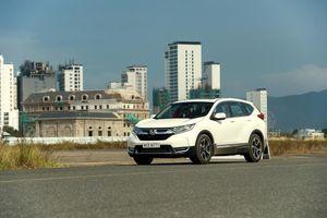 Sự cố chân phanh Honda CR-V, bỏ ngỏ khả năng triệu hồi