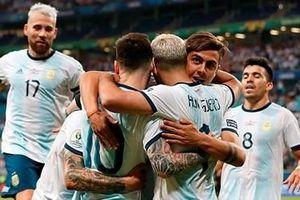 Qatar 0-2 Argentina: Vượt ải thành công