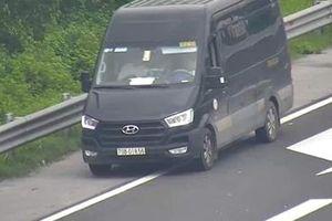 Xử lý các trường hợp lùi xe trên cao tốc Hà Nội - Hải Phòng