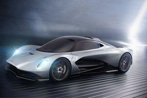 James Bond sẽ sử dụng Aston Martin Valhalla trong bộ phim tiếp theo