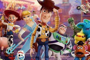 'Toy Story 4' thống lĩnh doanh thu phòng vé tuần qua