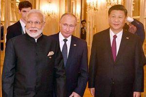 Cuộc gặp ba bên Trung Quốc-Nga-Ấn Độ tại G20 có ý nghĩa quan trọng