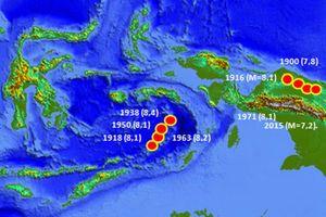 ĐSQ Việt Nam tại Indonesia khuyến cáo công dân tránh vùng động đất