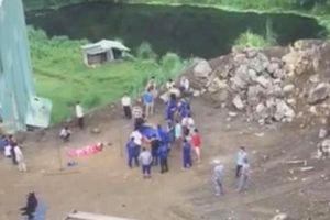 Tai nạn trong bãi tuyển quặng, một công nhân tử vong thương tâm