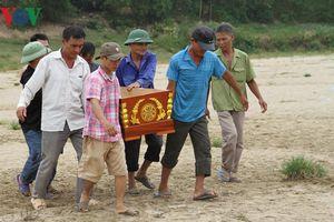 Vụ 3 học sinh đuối nước ở Nghệ An: Tìm thấy thi thể cuối cùng