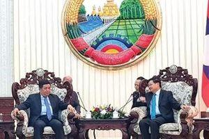 Thúc đẩy kết nối kinh tế Việt – Lào