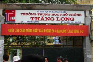 Trường THPT top đầu Hà Nội lại hạ điểm chuẩn lớp 10, xuống thấp kỷ lục, phụ huynh tiếp tục 'sốc'