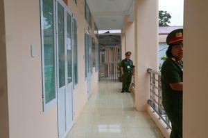 Hà Giang lắp 40 camera giám sát khu in sao đề, chấm thi, 200 công an đảm bảo an ninh thi THPT 2019