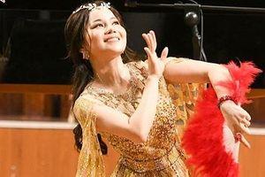 Sao mai Hương Ly đạt thủ khoa thanh nhạc của Học viện Âm nhạc Quốc gia Việt Nam