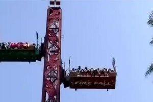 Vội bưng bít sau khi làm 12 hành khách bị thương, công viên giải trí Ấn Độ không thể thoát khỏi 'lưới trời'