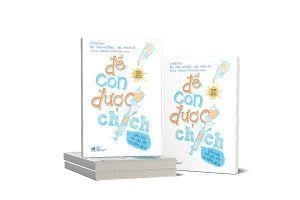 'Để con được chích', cuốn sách giúp cha mẹ hiểu về vắc-xin và miễn dịch