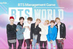 'Chống đạn thiếu niên đoàn' BTS xuất hiện độc quyền trong game đầu tiên về K-pop