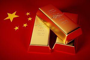 Trung Quốc tăng trữ vàng để giảm phụ thuộc vào USD