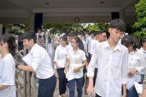 Đà Nẵng: 64 thí sinh vắng thi môn Toán