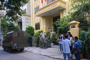 Xử bị cáo Nguyễn Hữu Linh, nguyên Viện phó Viện KSND TP Đà Nẵng