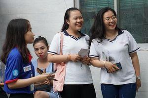 TP Hồ Chí Minh: Đề thi môn toán dễ thở đối với thí sinh