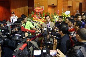 Ông Cấn Văn Nghĩa xin thôi không đảm nhận chức Phó Chủ tịch VFF