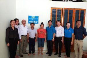LĐLĐ TP Điện Biên Phủ trao nhà Mái ấm Công đoàn cho CNLĐ