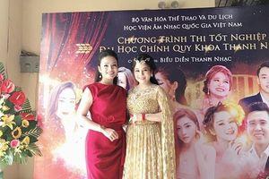 Sao mai Hương Ly: Cô học trò đầy nghị lực của ca sĩ Tân Nhàn