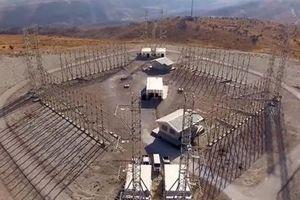 Radar siêu khủng Iran khiến tiêm kích tàng hình Mỹ lộ diện