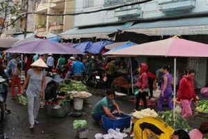Mua thực phẩm tại chợ truyền thống và chiêu thức 'tin nhau'