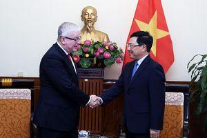Quan hệ Việt Nam-Australia phát triển mạnh mẽ, thực chất