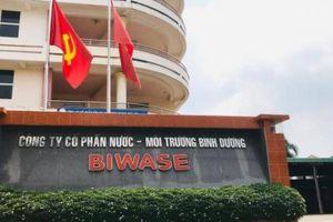 Sai phạm tại nhiều dự án thoát nước và xử lý nước thải của Biwase
