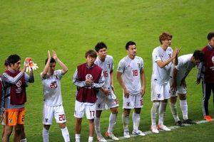 Clip: Bị cầm hòa đáng tiếc, Nhật Bản dừng chân ở ngưỡng tứ kết