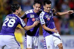 Văn Quyết đưa Hà Nội vào chung kết AFC Cup khu vực Đông Nam Á