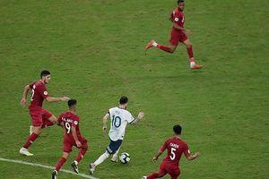 Argentina và nỗi khổ Messi