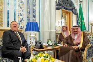 Giữa căng thẳng với Iran, Ngoại trưởng Mỹ Mike Pompeo thăm Saudi Arabia