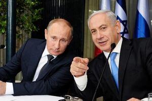 TT Putin sắp thăm Israel