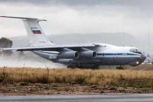 Máy bay Không lực Nga xuất hiện tại Venezuela