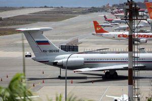 Nga giải thích về sự xuất hiện của máy bay quân sự tại Venezuela