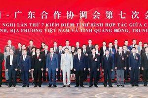 Thứ trưởng Lê Hoài Trung dự Hội nghị kiểm điểm hợp tác giữa địa phương Việt Nam và tỉnh Quảng Đông, Trung Quốc