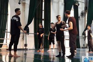 Trao đổi nghệ thuật múa đương đại giữa Việt Nam và CHLB Đức