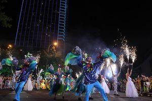 Lễ hội carnival đường phố Đà Nẵng: Đêm giã bạn