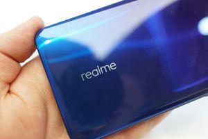 Realme tiết lộ smartphone trang bị camera 64 MP ở mặt sau