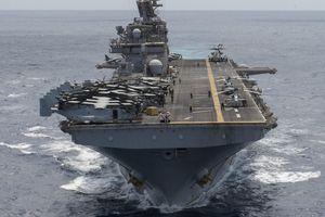 Mỹ điều thêm tàu chiến đến Trung Đông