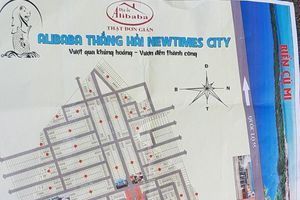 'Địa ốc Alibaba' tràn tới Bình Thuận, chính quyền địa phương cũng... choáng