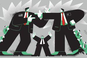 Mỹ - Trung đối đầu, nhiều nước khổ vì bị ép chọn phe