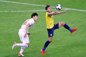 Copa America 2019: Nhật Bản, Ecuador dắt tay nhau về nước!
