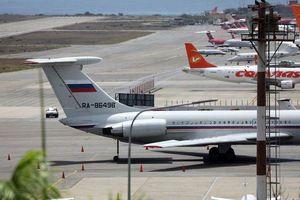 Nga lý giải sự xuất hiện của máy bay quân sự tại Venezuela